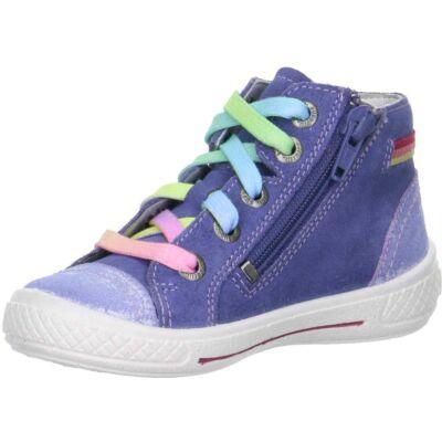 Superfit lila átmeneti cipő