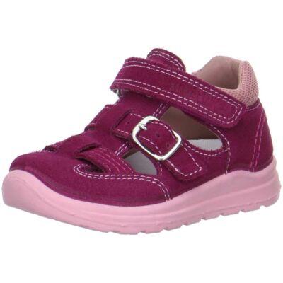 Superfit bordó-rózsaszín szandálcipő