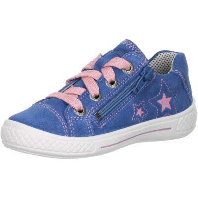 Superfit kék-rózsaszín átmeneti cipő