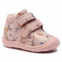5b0641d2cb PRIMIGI púder, színes pillangós, tépőzáras, orrvédős első lépés cipő
