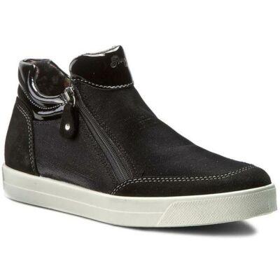 Primigi fekete cipzáras cipő