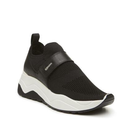 Igi & Co fekete, gumis zoknicipő