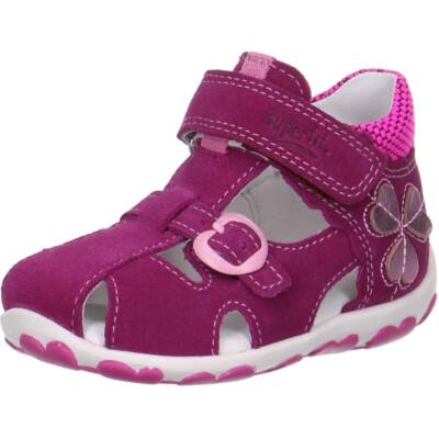 Superfit lila-ciklámen szandálcipő