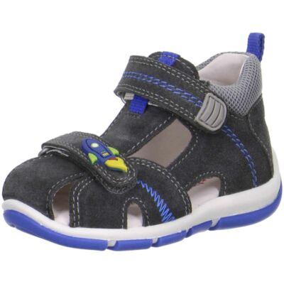 Superfit szürke-kék rakétás szandálcipő