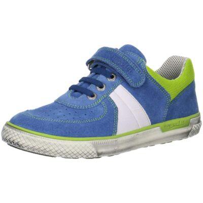 Superfit középkék-zöld, gumipántos átmeneti cipő