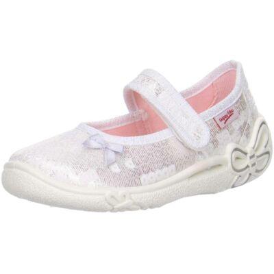 Superfit fehér vászoncipő