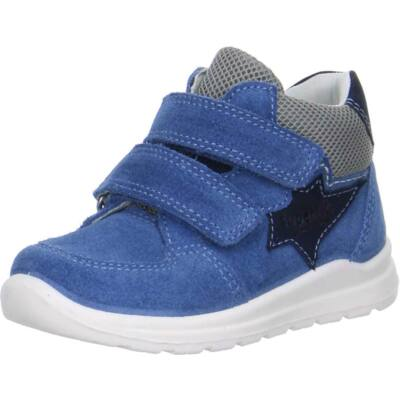 Superfit kék-fekete tépőzáras átmeneti cipő