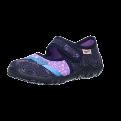 Superfit lila vászoncipő