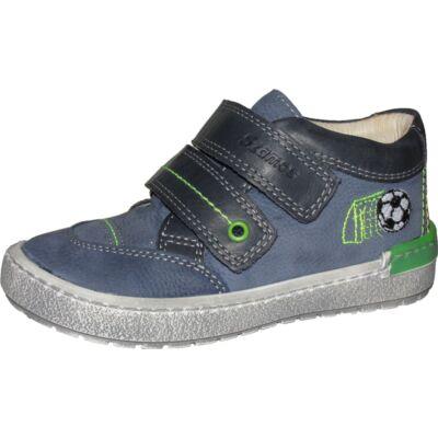 Szamos kék focilabdás átmeneti cipő