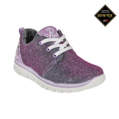 AKCIÓS 37-es! Primigi lila-szürke vízálló cipő