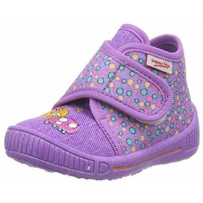 Superfit lila katicás vászoncipő