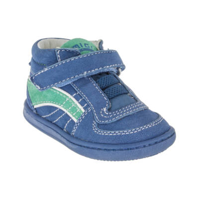 Primigi középkék-zöld átmeneti cipő