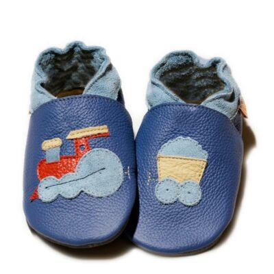 Liliputi puhatalpú cipő gyorsvonat