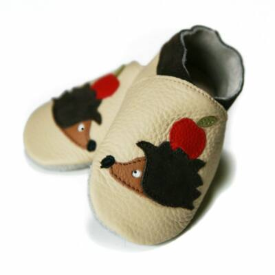 Liliputi puhatalpú cipő sünis