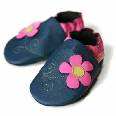Liliputi puhatalpú cipő tavaszi virág