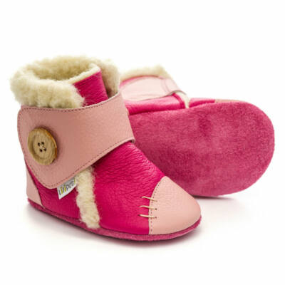 f9f2f6ab6c Liliputi puhatalpú csizma pink-halványpink - Cipők - Trendi Kölyök ...