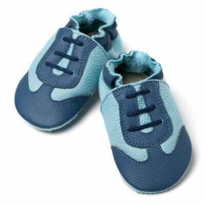 Liliputi puhatalpú sportcipő kék
