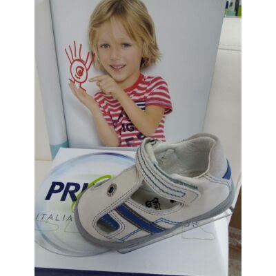 AKCIÓS! Primigi szürke-kék tépőzáras szandálcipő