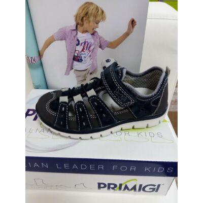 Primigi sötétkék-szürke szandálcipő tépőzárral