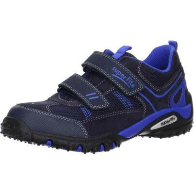 Superfit sötétkék-fekete tépőzáras sportcipő