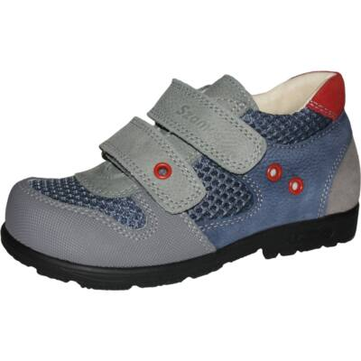 Szamos kék szupinált átmeneti cipő