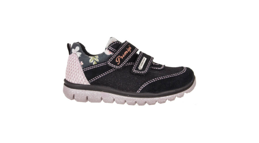 Primigi fekete-rózsaszín vízálló cipő - Cipők - Trendi Kölyök ... 1ee26c5dde
