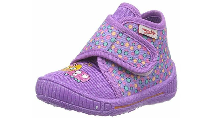 fb27d9f18bd2 Superfit lila katicás vászoncipő - Cipők - Trendi Kölyök Gyerekcipő ...