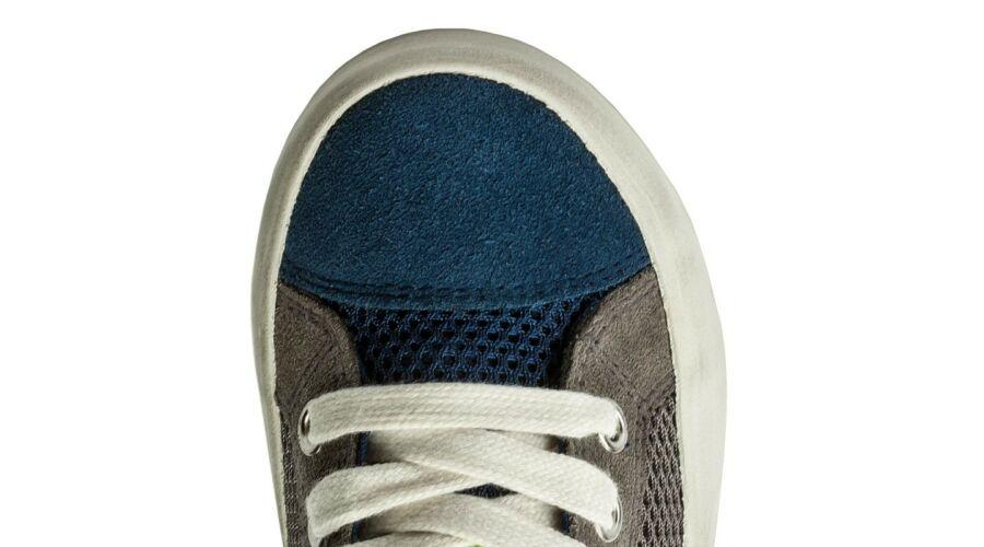 GEOX kék-szürke-neonsárga b9ea330a5c