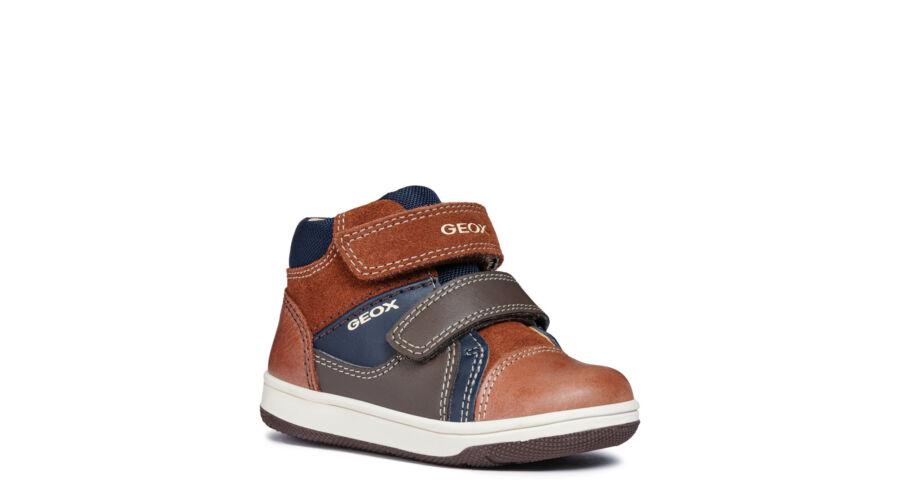 best authentic excellent quality 2018 shoes GEOX barna-sötétkék,tépőzáras őszi cipő