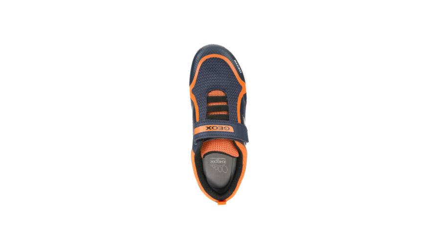 GEOX sötétkék-narancs 9d32a1e220