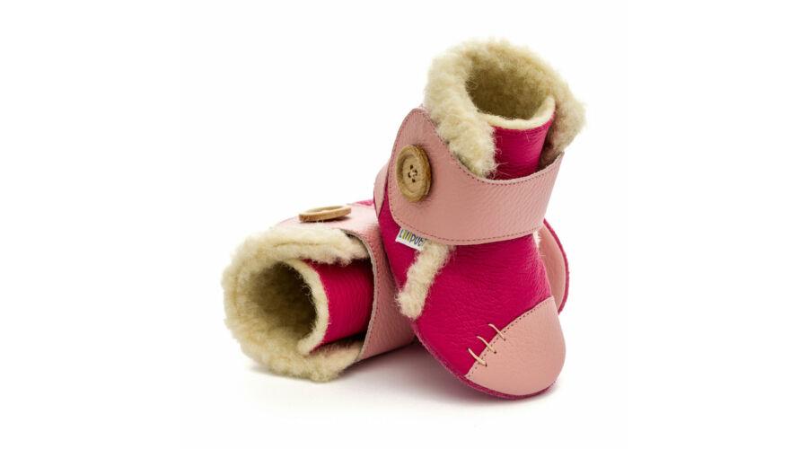 9da3556815f3 Liliputi puhatalpú csizma pink-halványpink - Cipők - Trendi Kölyök ...