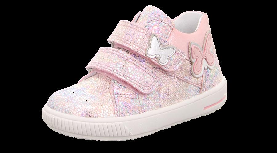 22b9b8dad713 Superfit fényes rózsaszín, pillangós tavaszi cipő - Cipők - Trendi ...