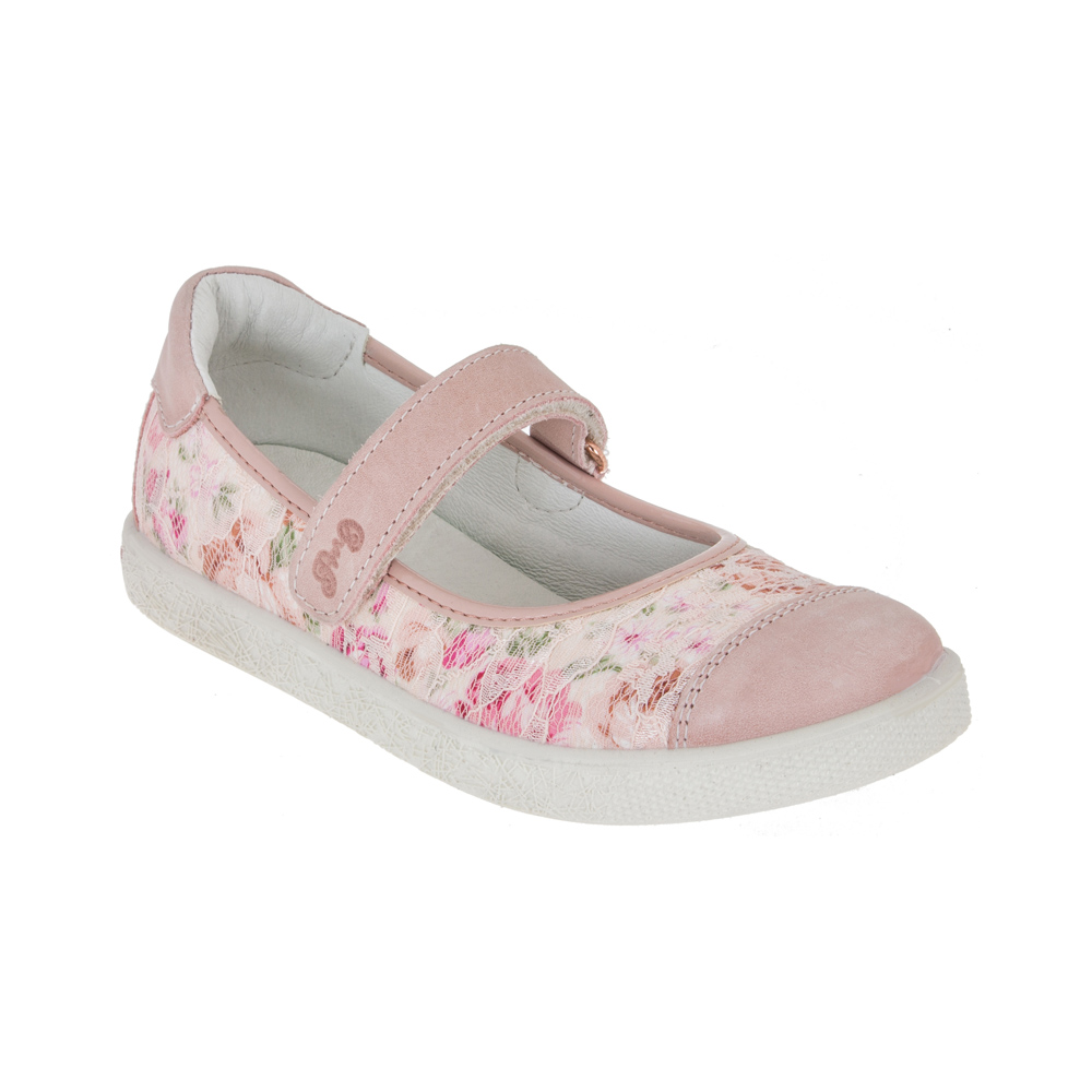 Primigi rózsaszín-virágmintás alkalmi cipő - Cipők - Trendi Kölyök  Gyerekcipő webáruház - Szekszárd 826857cf26